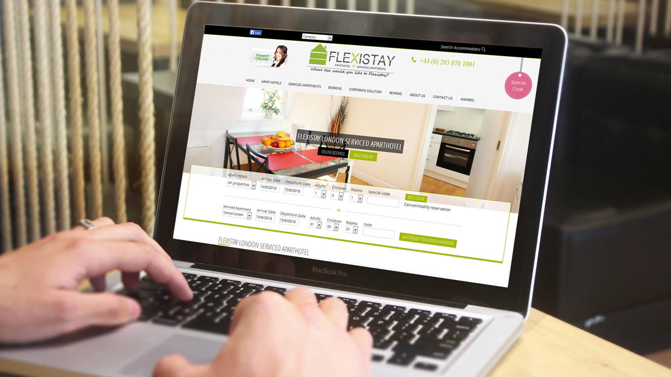 Flexistay Apart Hotel (London UK)