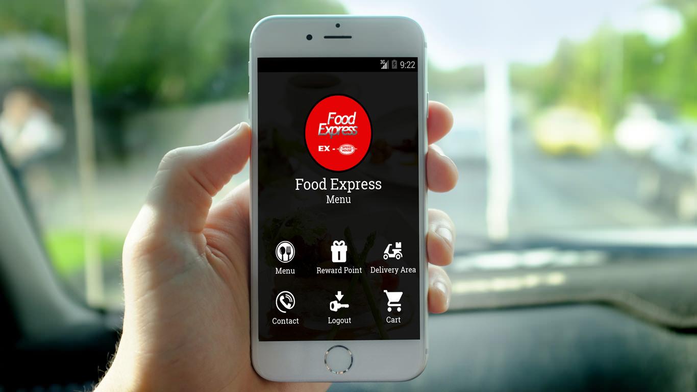 Food Express App
